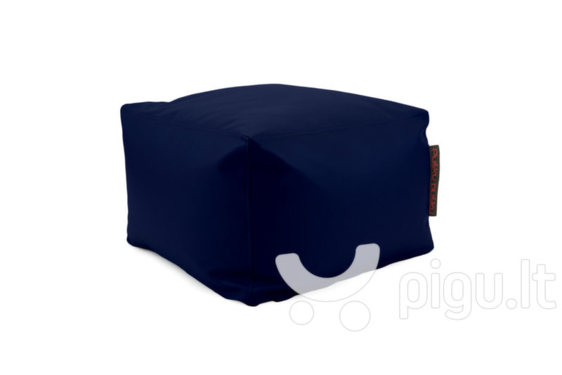 Sėdmaišis PIU Outside Dark Blue (PUŠKU PUŠKU) kaina ir informacija | Sėdmaišiai ir pufai | pigu.lt