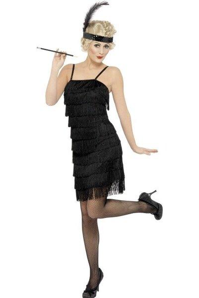 Retro suknelė kaina ir informacija | Karnavaliniai kostiumai | pigu.lt