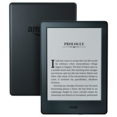 Amazon Kindle 8 Touch, 6'' WiFi, Juoda