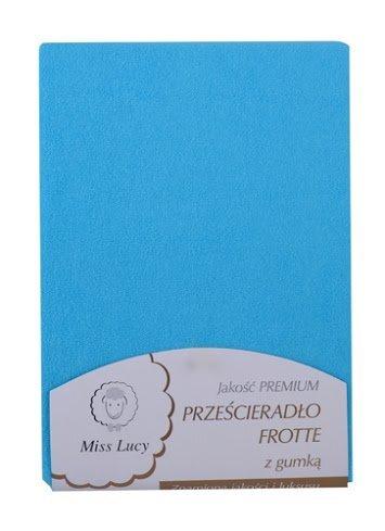 Miss Lucy frotinė paklodė su guma čiužiniui kaina ir informacija | Paklodės | pigu.lt
