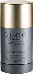 Pieštukinis dezodorantas Gucci Made to Measure vyrams 75 ml