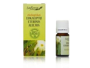 Eukaliptų eterinis aliejus Saflora 10 ml