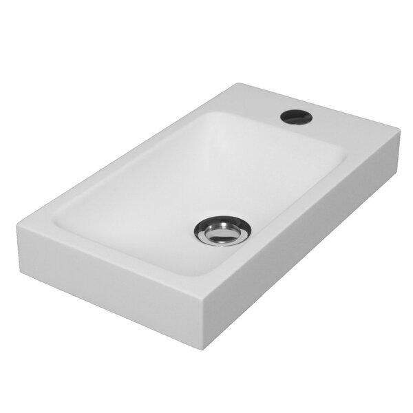 Praustuvas Solo Ida 400P/L, konglomeratinis kaina ir informacija | Praustuvai | pigu.lt