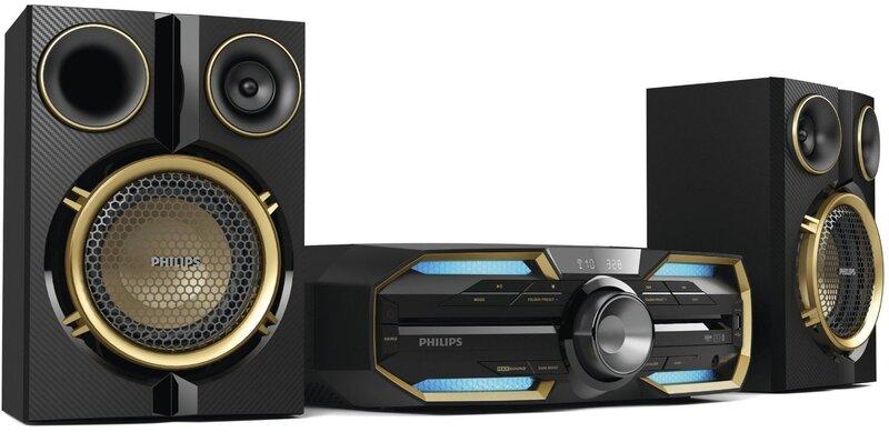 Philips FX25/12 kaina ir informacija | Muzikiniai centrai | pigu.lt