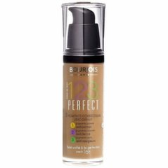 Kreminė pudra Bourjois 1.2.3. Perfect SPF10 30 ml, 58 Dark Bronze