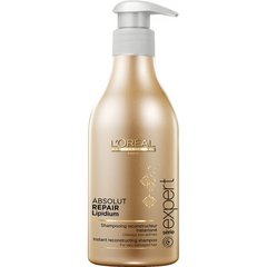 Atkuriamasis šampūnas L'Oreal Professionnel Paris Serie Expert Absolut Repair Lipidium 500 ml