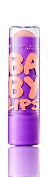 Lūpų balzamas Maybelline Baby Lips 4.4 g kaina ir informacija | Lūpų dažai, blizgiai, balzamai | pigu.lt