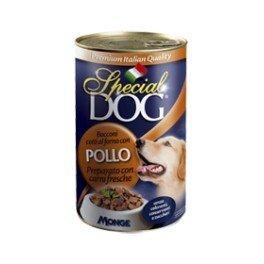 Special Dog Pollo konservai šunims 400 g kaina ir informacija | Konservai šunims | pigu.lt