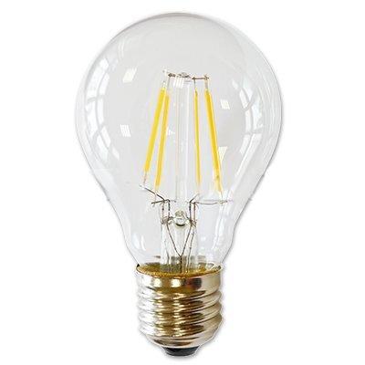 4W LED COG lemputė E27, A60 (Šviesos spalva: 3000K) kaina ir informacija | Elektros lemputės | pigu.lt