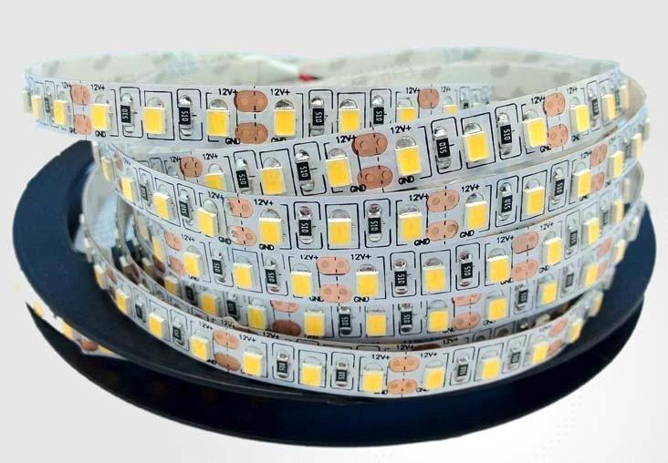25W/m LED juosta Luxsonn, 2835, 120 LED/m, 2330lm/m, (6000K) šaltai balta kaina ir informacija | LED juostos | pigu.lt