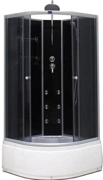 Hidromasažinė dušo kabina NOVE OW-MS-08 kaina ir informacija | Hidromasažinės dušo kabinos | pigu.lt