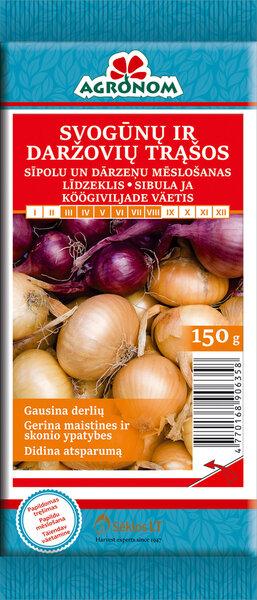 AGRONOM*SVOGŪNŲ IR DARŽOVIŲ TRĄŠOS, 150 g kaina ir informacija | Birios trąšos | pigu.lt