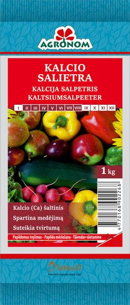 AGRONOM*KALCIO SALIETRA, 1 kg kaina ir informacija | Birios trąšos | pigu.lt