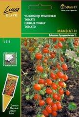 Valgomieji pomidorai Mandat H