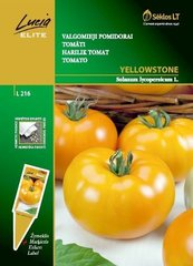 Valgomieji pomidorai Yellowstone