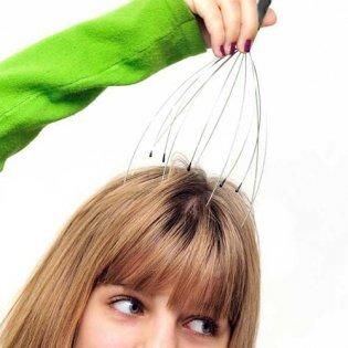 Galvos masažuoklis kaina ir informacija | Grožis ir sveikata | pigu.lt