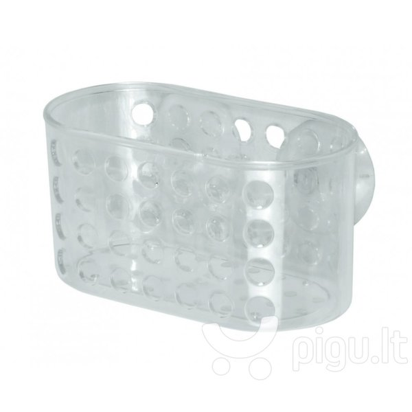 Krepšelis vonios reikmenims Center Plus PVC XL