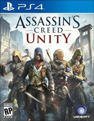 Assassin's Creed Unity, PS4