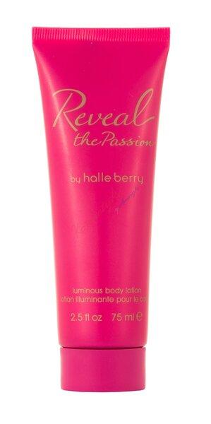 Kūno pienelis Halle Berry Reveal The Passion 75 ml kaina ir informacija | Parfumuota kosmetika moterims | pigu.lt