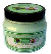 Ekologiškas ajurvedinis masažinis kremas Green Energy Organics La recolte des Plantes 250ml