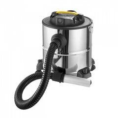 Elektrinis pelenų siurblys Fieldmann FDU 2002-E, 1200W kaina ir informacija | Priedai šildymo įrangai | pigu.lt