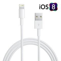 "GT ""Lightning"" - USB laidas skirtas iPhone 5, 5S, SE, 6, iPad 4 mini kaina ir informacija | Laidai telefonams | pigu.lt"