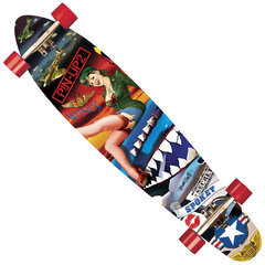 Riedlentė Spokey Longboard Pin-up 2