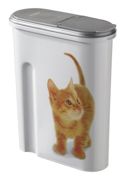 Gyvūnų maisto dėžė Curver, 4,5 L kaina ir informacija | Dubenėliai, dėžės maistui | pigu.lt
