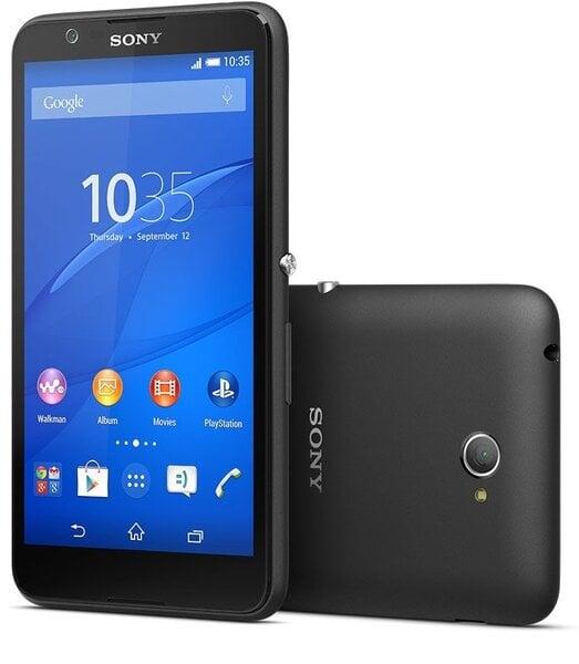 Sony Xperia E4 (E2105), Juoda kaina ir informacija | Mobilieji telefonai | pigu.lt