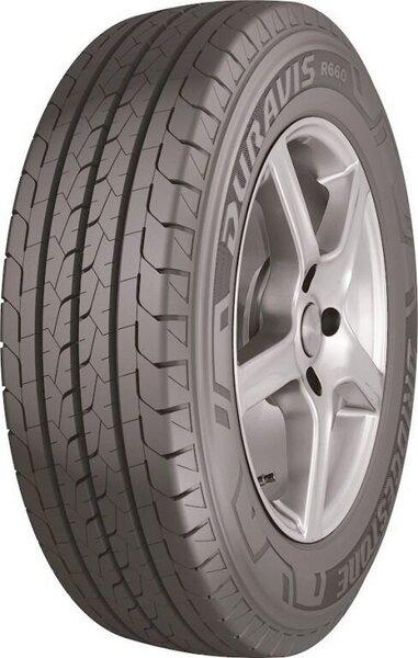 Bridgestone Duravis R660 215/70R15C 109 S kaina ir informacija | Padangos | pigu.lt