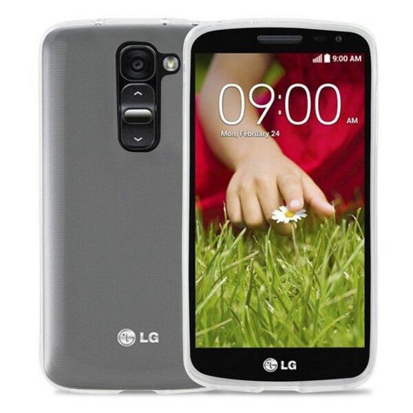 Apsauginis dėklas Telone skirtas LG G2 mini (D620), Skaidri kaina ir informacija | Telefono dėklai | pigu.lt