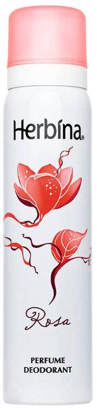 Purškiamasis dezodorantas Herbina Rosa 100 ml kaina ir informacija | Dezodorantai | pigu.lt
