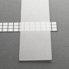 LED крышка для широкого профиля, полупрозрачная, 2м