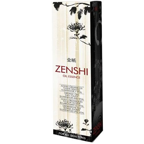 Prabangių aliejų mišinys Diet Esthetic Zenshi 200 ml kaina ir informacija | Veido kaukės, serumai | pigu.lt