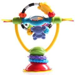 Besisukantis žaislas PlayGro (tvirtinti prie kėdutės) 0182212