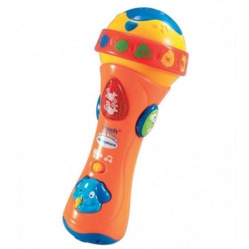 Mikrofonas Vtech, 078703 kaina ir informacija | Žaislai kūdikiams | pigu.lt