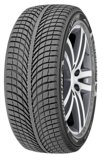 Michelin LATITUDE ALPIN LA2 235/55R19 105 V XL kaina ir informacija | Žieminės padangos | pigu.lt