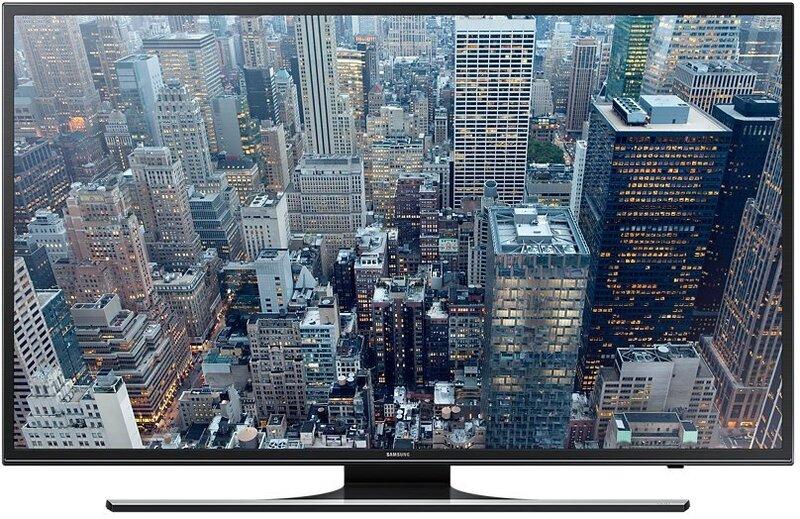 Samsung UE50JU6472 kaina ir informacija | Televizoriai | pigu.lt