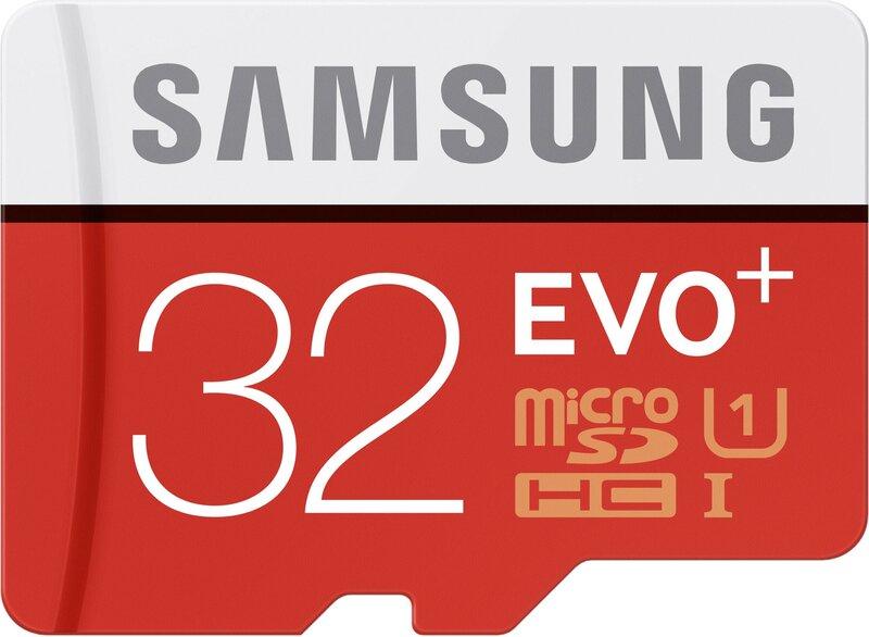 Samsung MicroSD EVO+ 32GB class10 UHS-I + adapteris kaina ir informacija | Atminties kortelės telefonams | pigu.lt