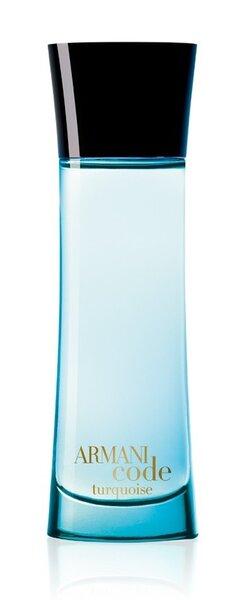 Gaivusis vanduo Giorgio Armani Code Turquoise EDF vyrams 75 ml kaina ir informacija | Kvepalai vyrams | pigu.lt