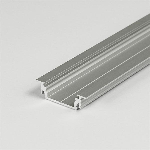 2m LED juostos profilio GROOVE14 kaina ir informacija | LED juostos | pigu.lt