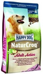 Happy Dog NaturCroq Active, 15 kg