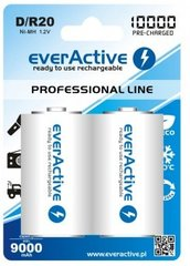 "Батарейки everActive D ""Ready to Use"""