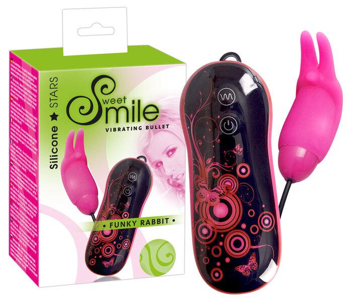 "Mini - vibratorius ""Vibro Bullet"" Sweet Smile kaina ir informacija | Vibratoriai | pigu.lt"