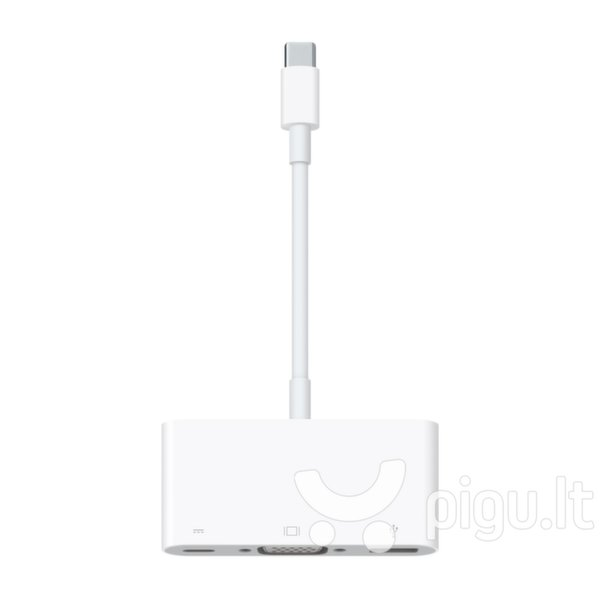 Kabelis/Adapteris Apple USB-C - AV Multiport (MJ1L2ZM)
