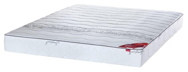 Čiužinys Sleepwell RED Pocket Etno, 80x200 cm kaina ir informacija | Čiužiniai | pigu.lt