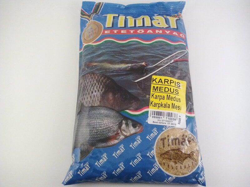 TIMAR-MIX Jaukas Karpis su medum 800g kaina ir informacija | Žvejybos reikmenys | pigu.lt