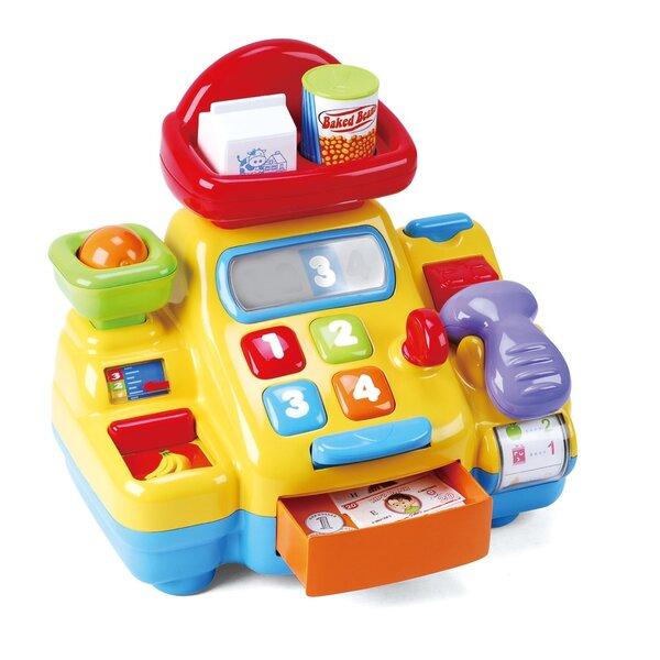 Žaislinis kasos aparatas Playgo 2448 kaina ir informacija | Žaislai mergaitėms | pigu.lt