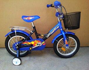 """Vaikiškas dviratis 14"""" Greentech"""