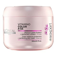 Kaukė dažytiems plaukams L'Oreal Professionnel Paris Serie Expert Vitamino Color A-OX 200 ml